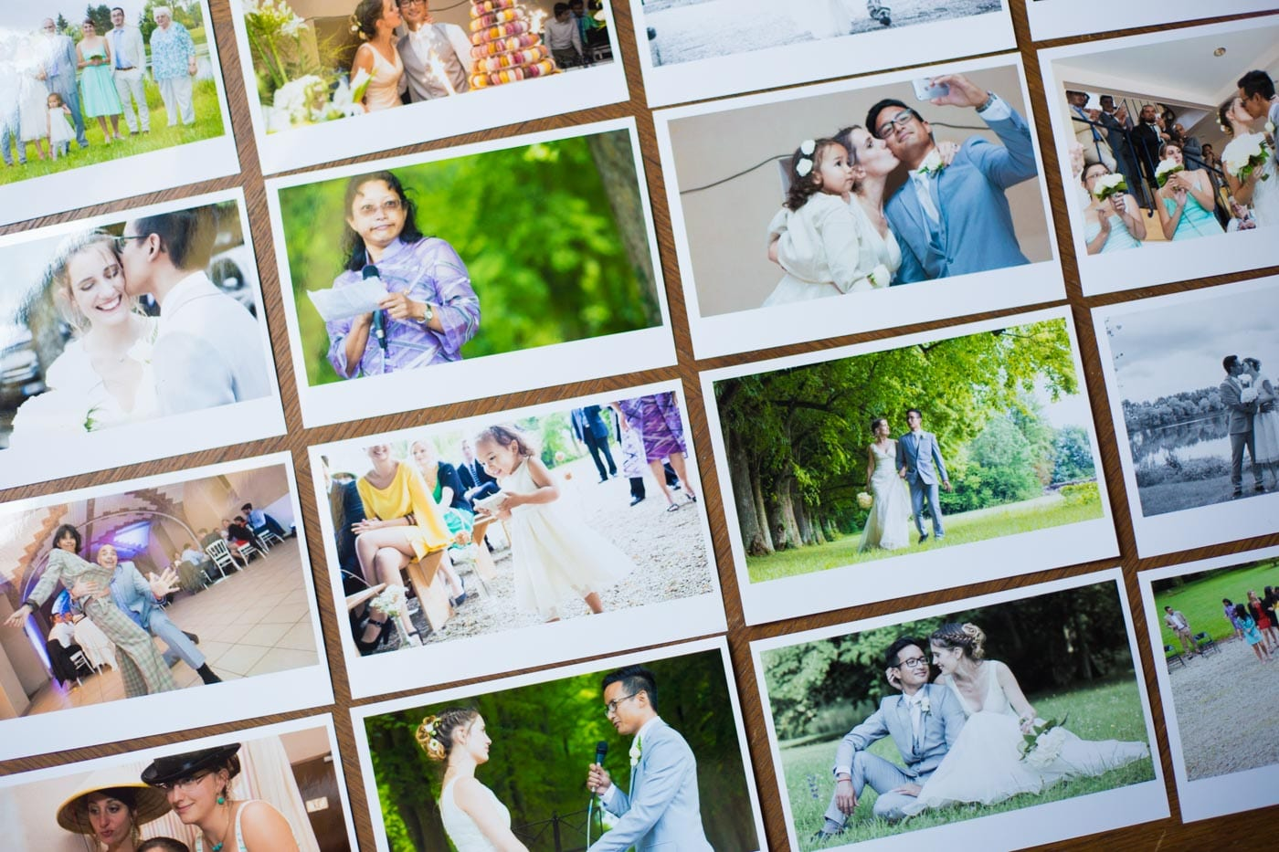 number of picture wedding