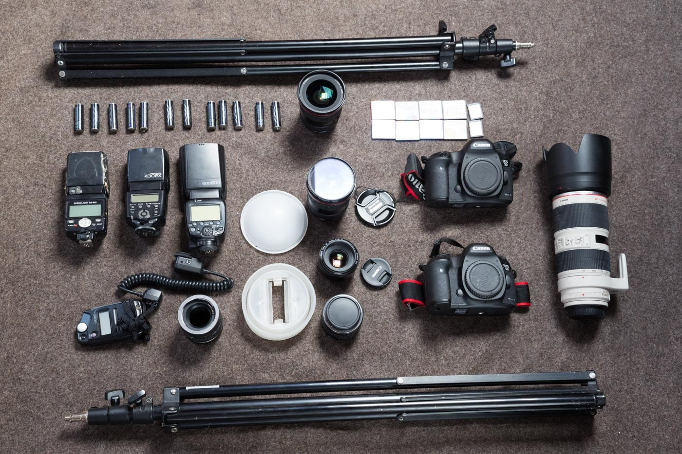 photo equipement