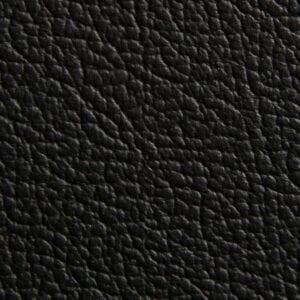 Synthetic Black Leather