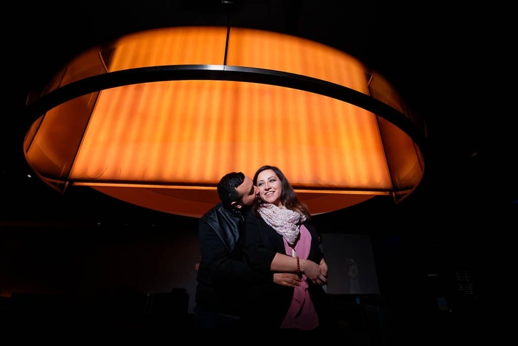 Guthrie theatre covered location for photos session MPLS St Paul MN