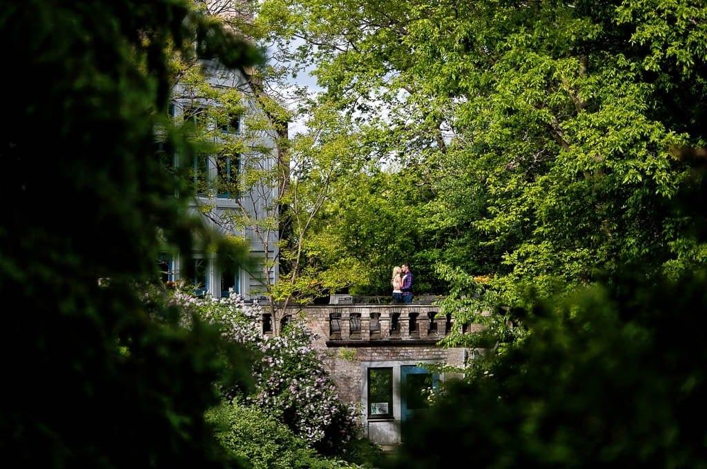engagement arboretum