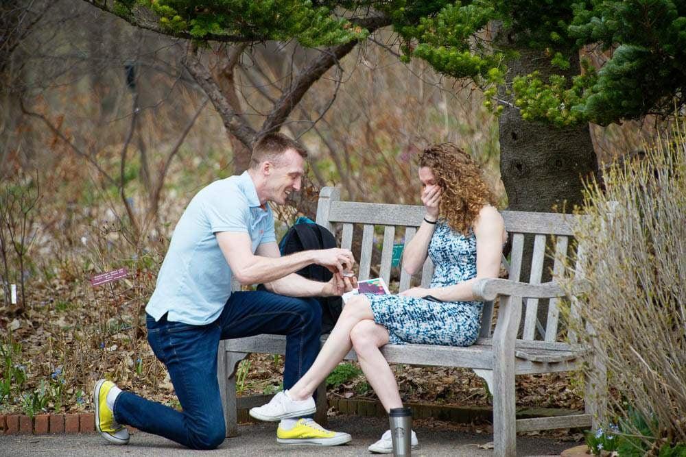 — proposal at minnesota landscape arboretum —