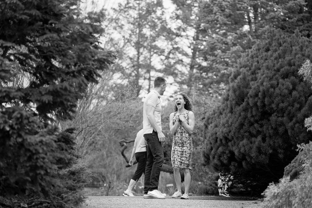 — happy yelling mn landscape arboretum —
