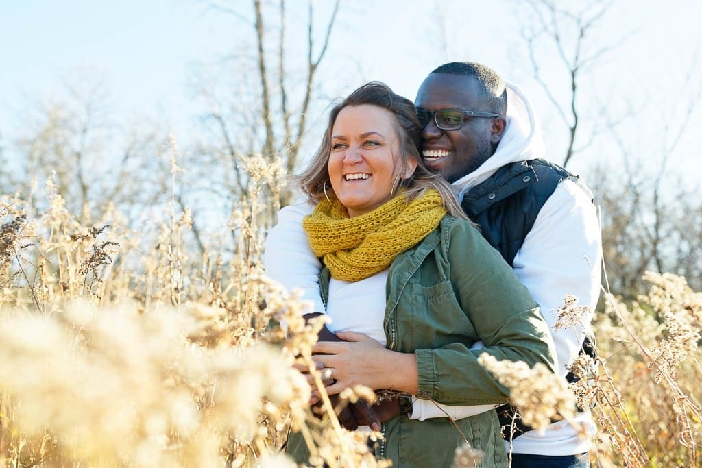 a best location for engagement rochester