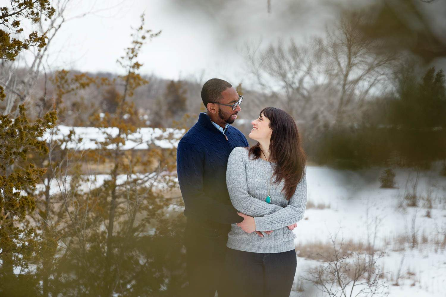 Engagement Photos at Quarry Hill Rochester