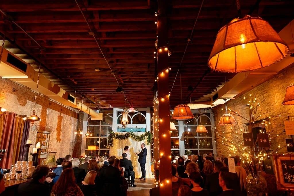 aster cafe wedding photos