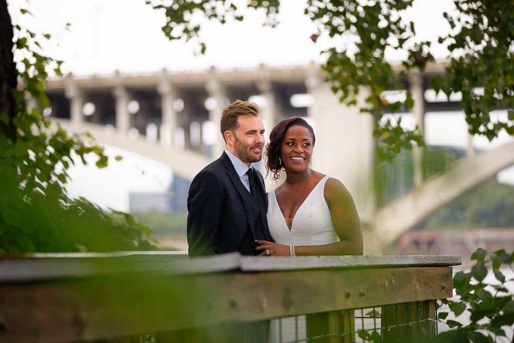 nicollet pavilion wedding 18