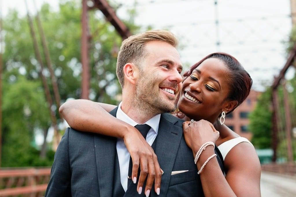 nicollet pavilion wedding 19