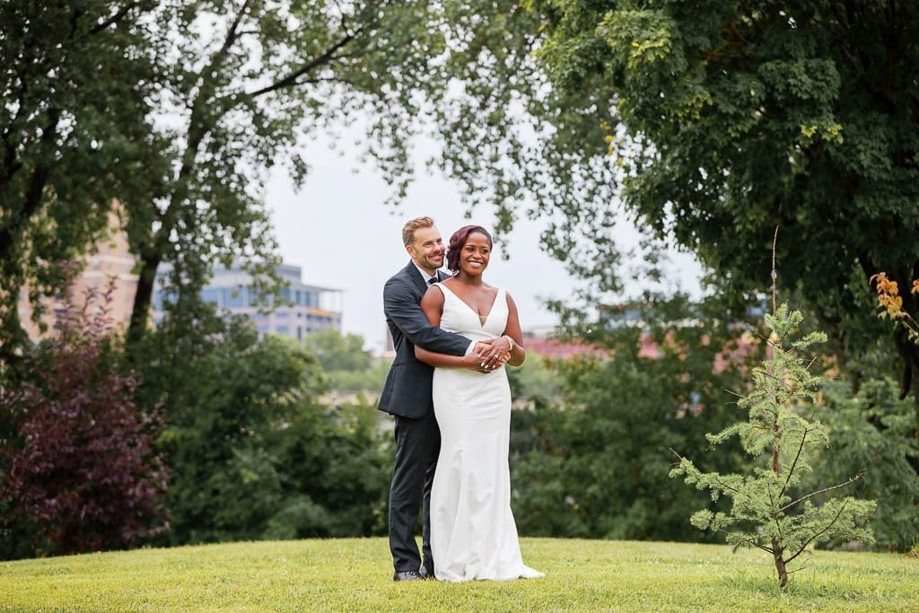 nicollet pavilion wedding 22