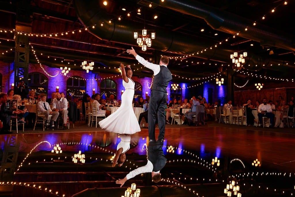 nicollet pavilion wedding 3