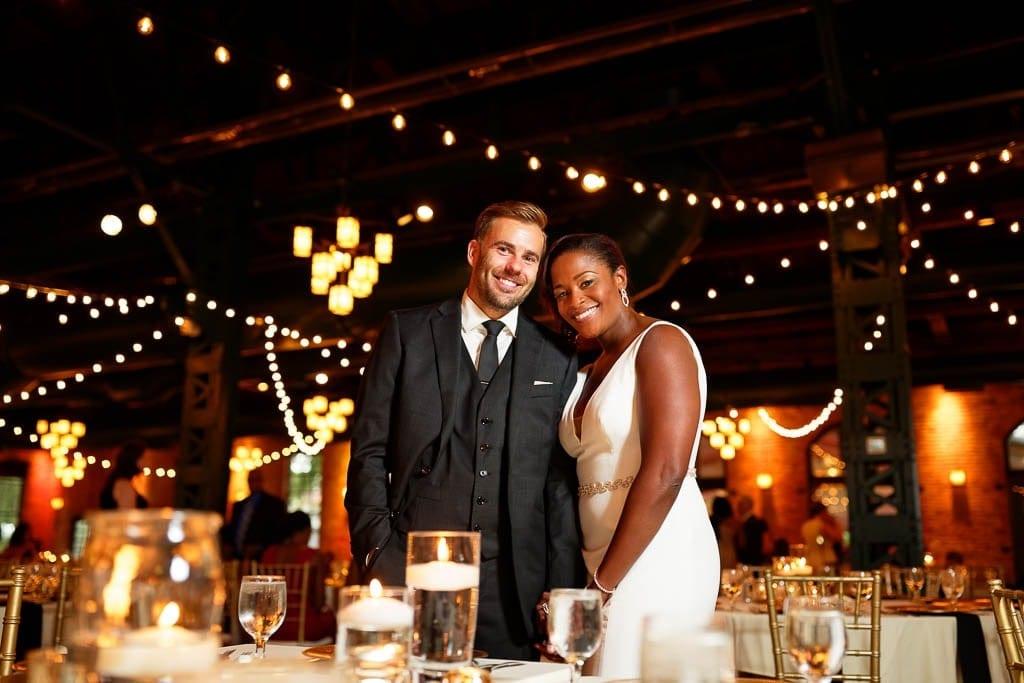 nicollet pavilion wedding 30