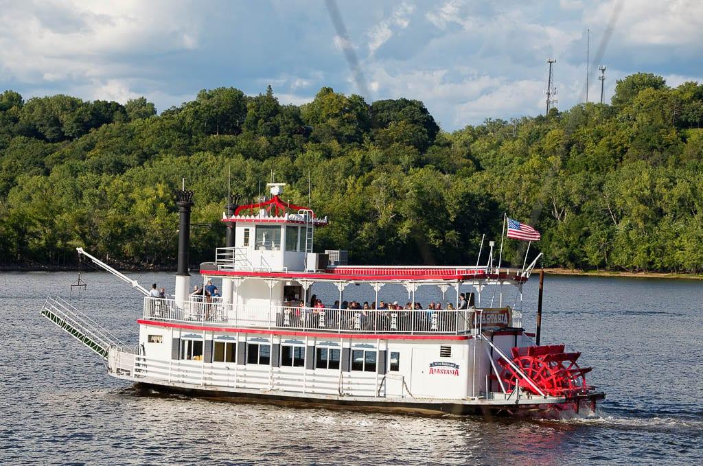 river boat 35