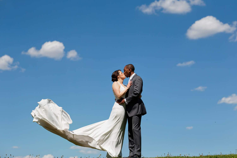 dream wedding at steeplechase event center
