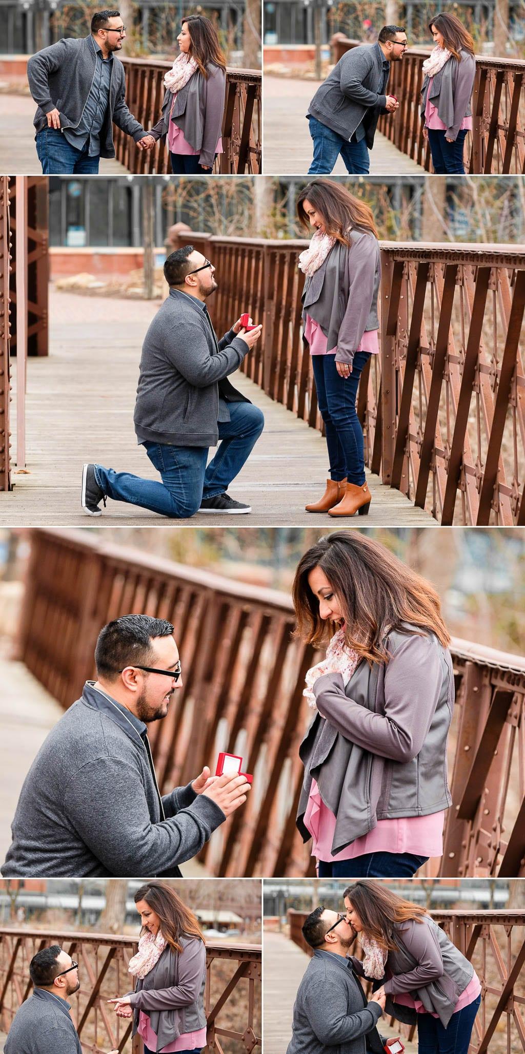 surpise proposal