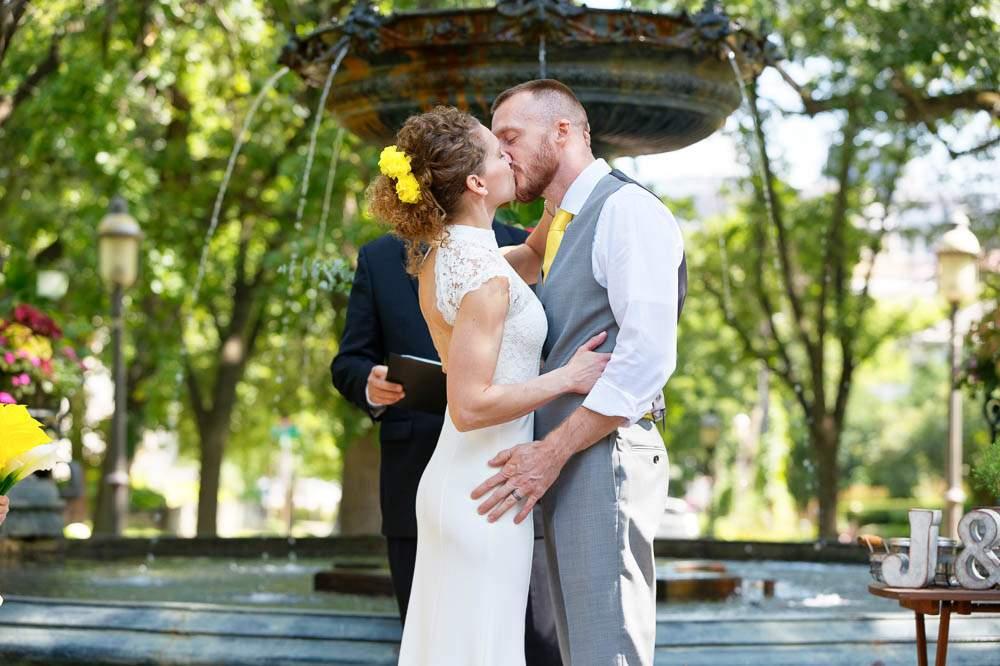 intimate wedding saint paul