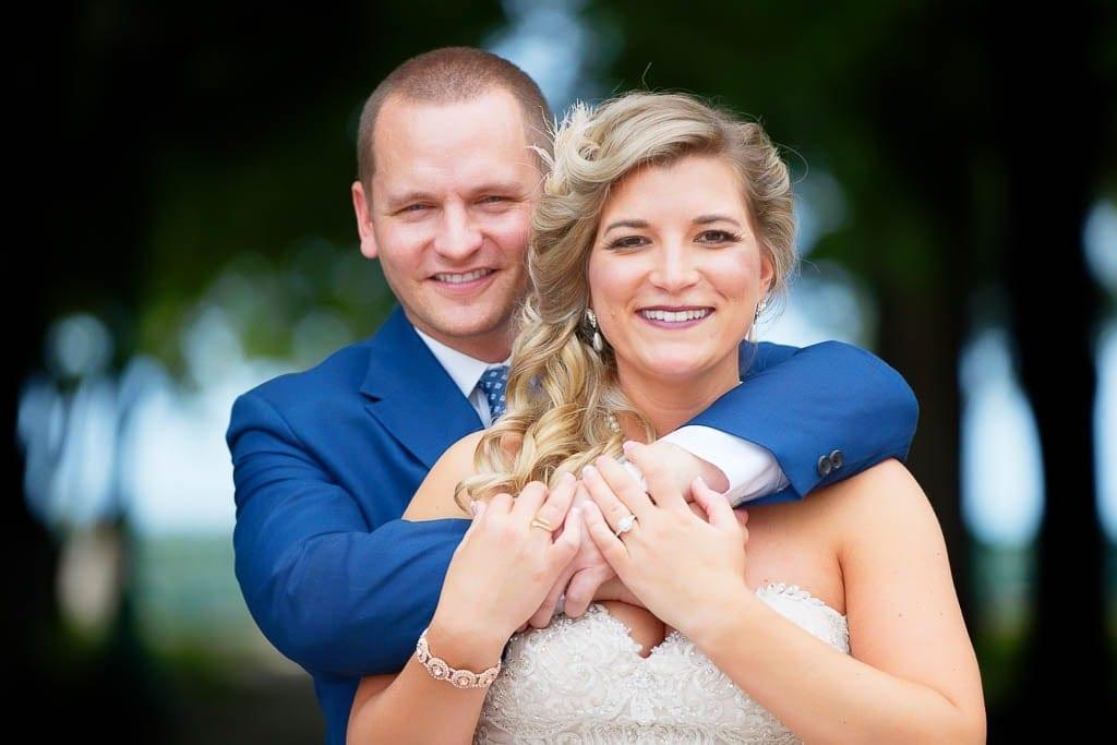 lowertown portaits bride groom