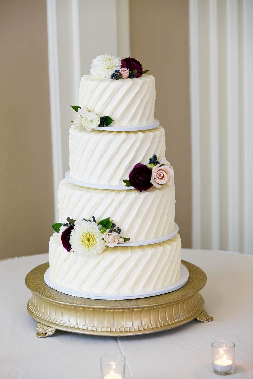 — wedding cake —