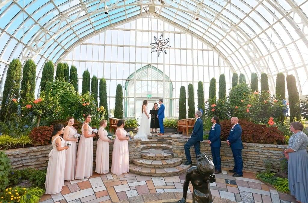 st paul conservatory wedding 27