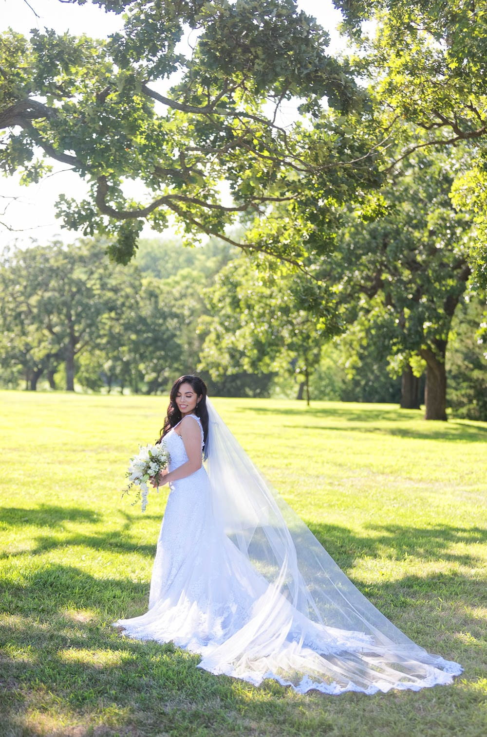 birde pictures after she get married