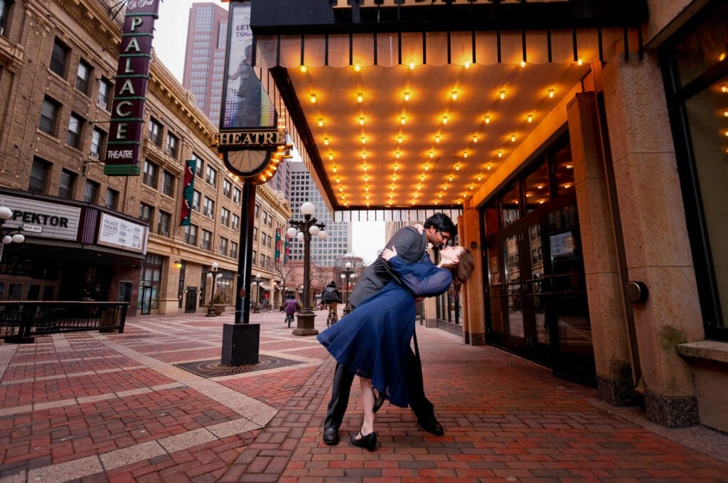 38 engagement photo shoots in saint paul theater