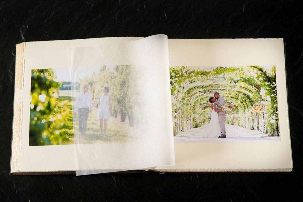 argentic photo paper album
