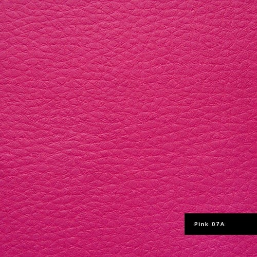 pink a synthetic leather