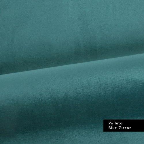 blue zircon velvet