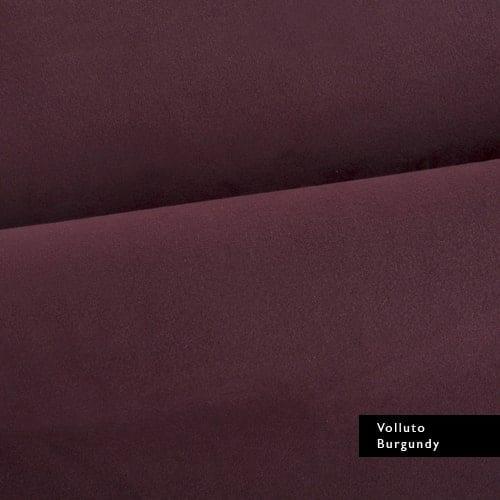 velvet burgundy