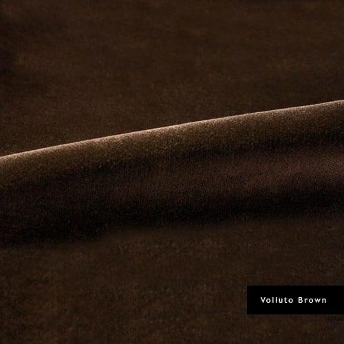 volluto brown velvet
